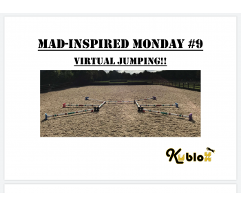 Mad Inspired Monday #9 - Virtual Jumping
