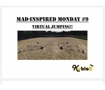 Mad Inspired Monday #9 - Virtual Jumping