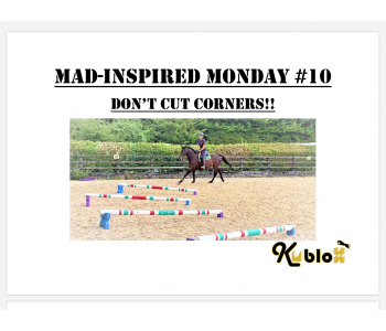Mad Inspired Monday #10 - Don't Cut Corners