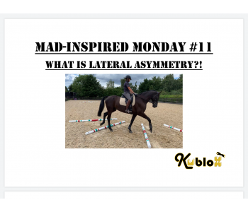 Mad Inspired Monday #11 - Lateral Asymmetry