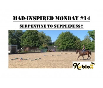 Mad Inspired Monday #14 - Serpentine to Suppleness