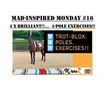 Mad Inspired Monday #16 - 4 x Brilliant.... 4-Pole Exercises!!