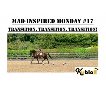 Mad Inspired Monday #17 - Transition, Transition, Transition!!