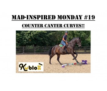 Mad Inspired Monday #19 - Counter Canter Curves!!