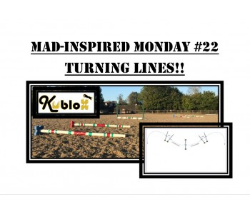 Mad Inspired Monday #22 - Turning Lines!