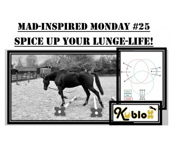 Mad Inspired Monday #25 - SPICE UP YOUR LUNGE-LIFE
