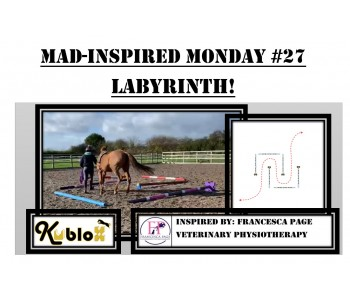 Mad Inspired Monday #27 - LABYRINTH!