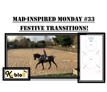 Mad Inspired Monday #33 - FESTIVE TRANSITIONS!