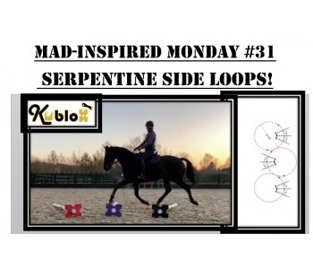 Mad Inspired Monday #31 - SERPENTINE SIDE LOOPS!