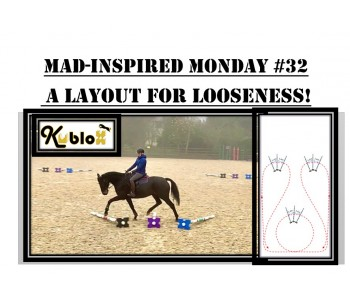 Mad Inspired Monday #32 - A LAYOUT FOR LOOSENESS!