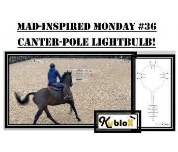 Mad Inspired Monday #36 - CANTER POLE LIGHTBULB