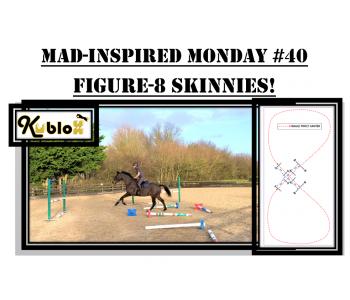 Mad Inspired Monday #40  - FIGURE-8 SKINNIES!