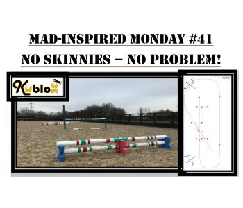 Mad Inspired Monday #41 - NO SKINNIES - NO PROBLEM!