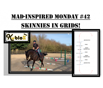 Mad Inspired Monday #42 - SKINNIES IN GRIDS
