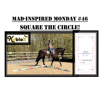 Mad Inspired Monday #46 -  Square the Circle