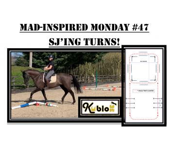 Mad Inspired Monday #47 - SJ'ING TURNS