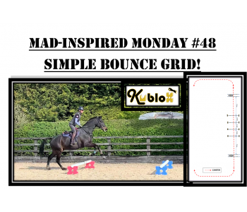 Mad Inspired Monday #48 - Simple Bounce Grids