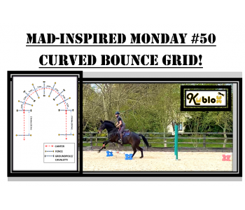 Mad Inspired Monday #50 - CURVED BOUNCE GRID