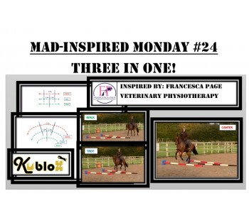 Mad Inspired Monday #24 - THREE IN ONE