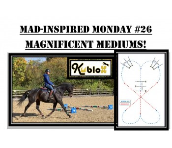 Mad Inspired Monday #26 - MAGNIFICENT MEDEIUMS