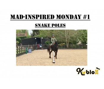 "Mad-Inspired Monday Exercise #1 - ""Snake Poles"""
